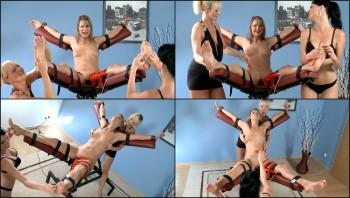 Samantha Jolie Tickling-Submission Samantha, Sandrs & Eileen