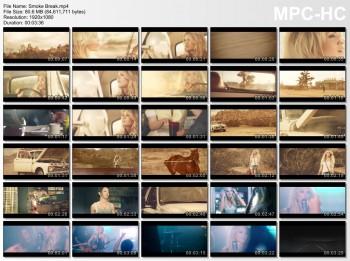 "Carrie Underwood - ""Smoke Break"" Music Video (1080p)"