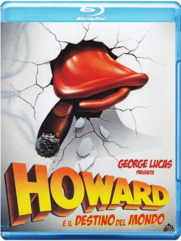 Howard e il destino del mondo (1986) Full Blu-Ray 23Gb MPEG-2 ITA ENG DD 2.0