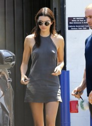 Kendall Jenner - Leaving Bunim/Murray Studios in LA 8/28/15