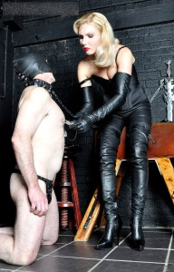 FemmeFataleFilms - Mistress Akella - Predicament Worship part 1-4 update 19.09.2015