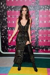 Emily Ratajkowski - 2015 MTV VMA's 8/30/15