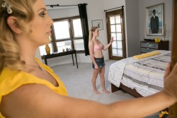 Cherie Deville and Taylor Whyte - Seducing Your Friends (1/3/15) x18