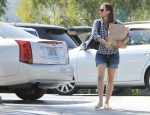 Jennifer Garner goes shopping in Los Angeles August 31-2015 x6