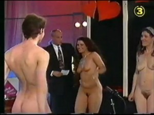 nudity on game shows