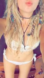 Ashley Benson Snapchat Pics and Videos Thread