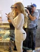 Khloe Kardashian - Shopping in West Hollywood 9/1/15