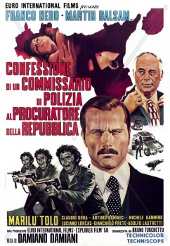 Confessione di un commissario di polizia al procuratore della Repubblica (1970) Dvd9 Copia 1:1 ITA-GER