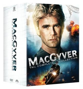 MacGyver (1985-1992) [La Serie Completa] 38XDVD9 Copia 1:1 - ITA/MULTI