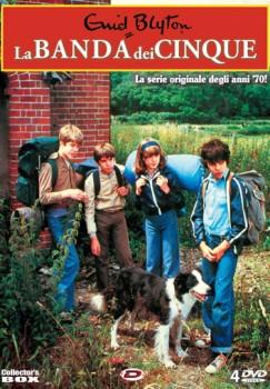 La banda dei cinque - Stagione 1 (1978) [Completa] DVDRip mp3 ITA