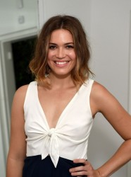 Mandy Moore - The A List 15th Anniversary Party in Beverly Hills 9/1/15
