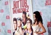 Bianca Haase - Hot Tub Time Machine 2 premiere