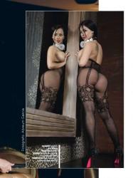FOTOS: DJ Adrienn Levai Revista Playboy Venezuela Septiembre 2015 16