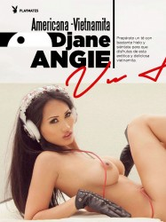 FOTOS: DJ Adrienn Levai Revista Playboy Venezuela Septiembre 2015 11