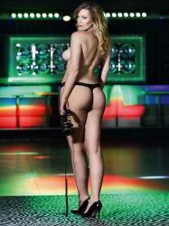 FOTOS: DJ Adrienn Levai Revista Playboy Venezuela Septiembre 2015 25