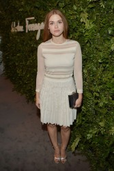 Holland Roden - Salvatore Ferragamo Celebrates 100 Years In Hollywood in Beverly Hills 9/9/15