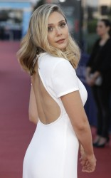 Elizabeth Olsen - Ruth and Alex Premiere at 41st Deauville Film Festival 9/9/15
