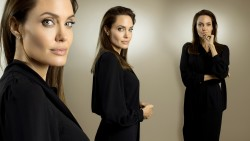 Angelina Jolie, Emma Roberts, Hayden Panettiere, Hilary Duff, Katy Perry, Selena Gomez (Wallpaper) 6x