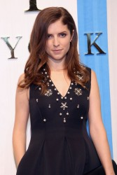 Anna Kendrick - Kate Spade Spring 2016 Presentation in NYC 9/11/15