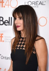 Sandra Bullock - 'Our Brand Is Crisis' Premiere at 2015 Toronto Film Festival 9/11/15