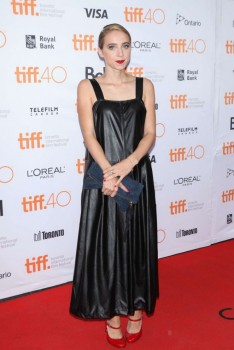 Zoe Kazan - 'Our Brand is Crisis' Premiere in Toronto