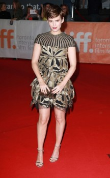Kate Mara - 'The Martian' Premiere at the Toronto Film Festival