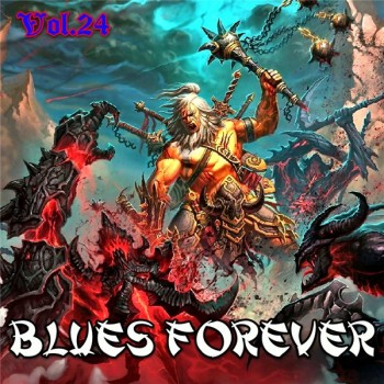 VA - Blues Forever Vol.24-29 (2015)