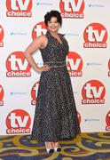 Natalie J Robb - TV Choice Awards, London, 07-Sep-15