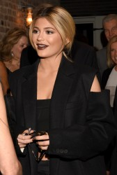 Kylie Jenner - Vera *** Spring 2016 Show 9/15/15