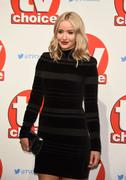 Sammy Winward - TV Choice Awards, London, 07-Sep-15