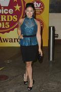 Hayley Tamaddon - TV Choice Awards, London, 07-Sep-15