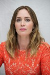Emily Blunt - Vera Anderson 'Sicario' press conference portraits September 2015 x7