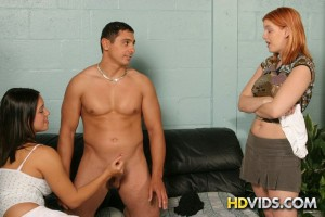 CFNMExposed - Sara, Clarissa - Stud Humiliated By Two Cruel Bitches