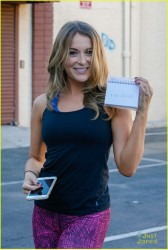 Alexa Vega - Outside the DWTS Studios 9/17/15