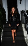 Liz Hurley spotted Night Out at Scott's Restaurant September 19-2015 x42