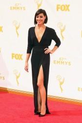 Aubrey Plaza - 2015 Emmy Awards 9/20/15