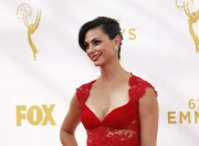 Morena Baccarin - 67th Annual Primetime Emmy Awards at Microsoft Theater 20.9.2015 x4