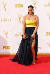 Dascha Polanco - 2015 Emmy Awards 9/20/15