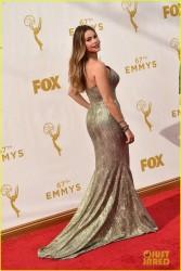 Sofia Vergara - 2015 Emmy Awards 9/20/15