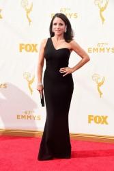 Julia Louis-Dreyfus - 2015 Emmy Awards 9/20/15