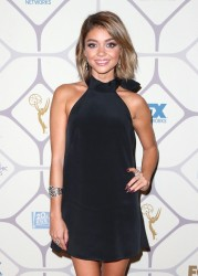 Sarah Hyland - FOX Emmy's After Party in LA 9/20/15