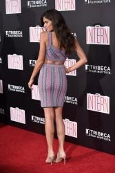 "Sara Sampaio - ""The Intern"" Premiere in NYC 9/21/15"