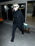 Sharon Stone Flying out of LAX Airport September 20-2015 x15
