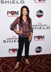 Ming-Na Wen - Agents of SHIELD LA Premiere 23se15