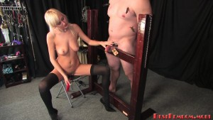 BestFemdom - Mistress Autumn - Milking The Muscleman