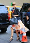 Charlize Theron out about in New York September 28-2015 x10