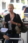 Katherine Heigl Is set to depart on her flight at LAX September 28-2015 x17