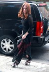 Julianne Moore Out and about in New York September 29-2015 x7