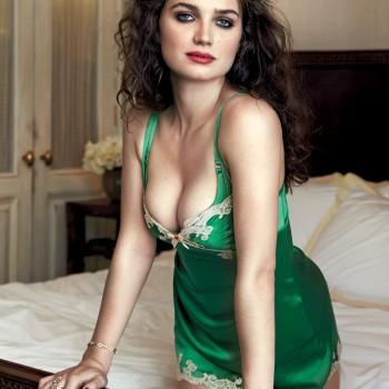 Eve Hewsongreen nightie lingerie