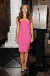 Elizabeth Hurley Breast Cancer Awareness Event at the Empire State Building October  1-2015 x53